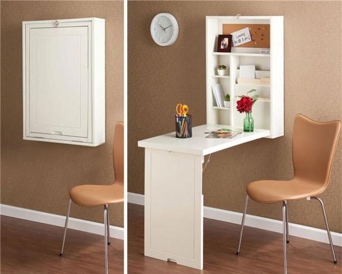 Giải pháp cho không gian chật hẹp: Thiết kế nội thất đa chức năng giúp tiết kiệm diện tích vô cùng sáng tạo - Ảnh 17.