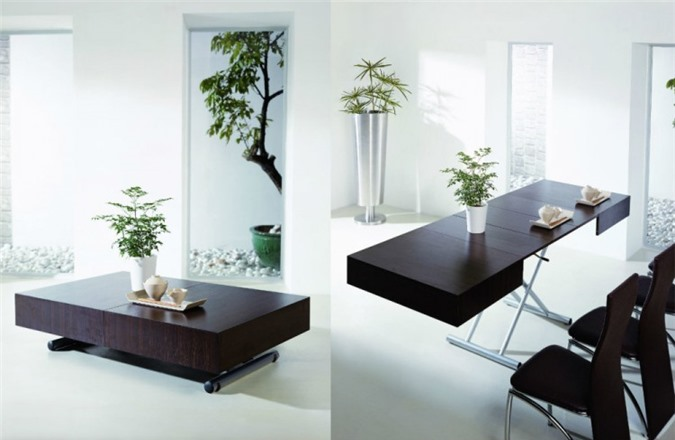 Giải pháp cho không gian chật hẹp: Thiết kế nội thất đa chức năng giúp tiết kiệm diện tích vô cùng sáng tạo - Ảnh 18.
