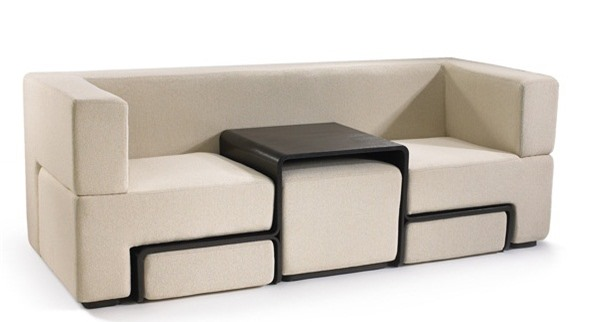 Giải pháp cho không gian chật hẹp: Thiết kế nội thất đa chức năng giúp tiết kiệm diện tích vô cùng sáng tạo - Ảnh 3.