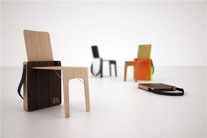 Giải pháp cho không gian chật hẹp: Thiết kế nội thất đa chức năng giúp tiết kiệm diện tích vô cùng sáng tạo - Ảnh 4.