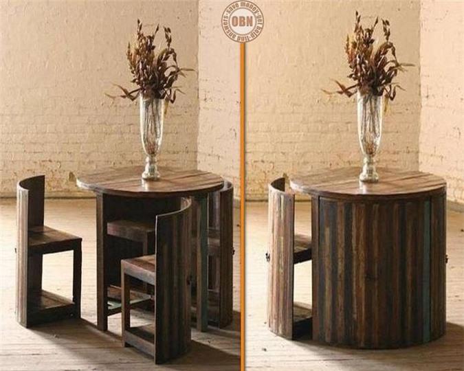 Giải pháp cho không gian chật hẹp: Thiết kế nội thất đa chức năng giúp tiết kiệm diện tích vô cùng sáng tạo - Ảnh 5.