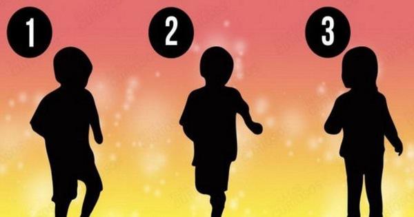 Bạn chọn đứa bé nào?