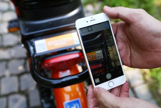 3.Xe điện MBI Sharing trang bị tính năng kết nối (GPS, 3G, Bluetooth) và tương tác thông minh thông qua phần mềm App MBIGo.