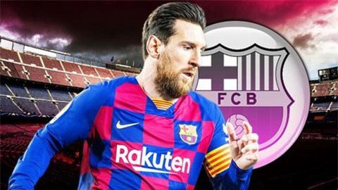 Barca phản ứng thế nào sau tuyên bố ở lại của Messi?