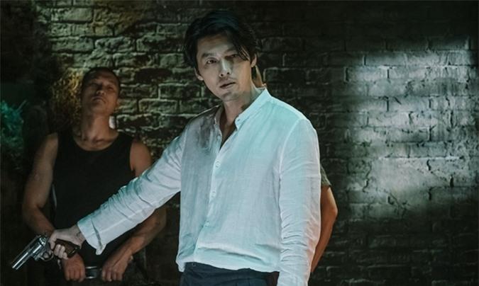Hyun Bin đóng vai tên bắt cóc máu lạnh trong Cuộc đàm phán sinh tử.