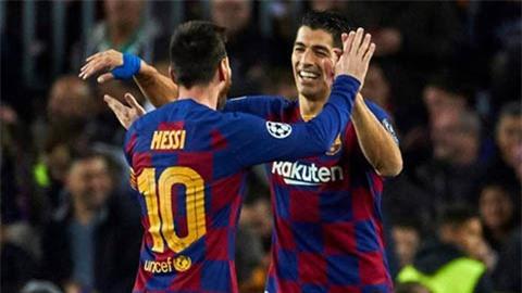 Messi quyết định ở lại Barca có ý nghĩa gì với Suarez?