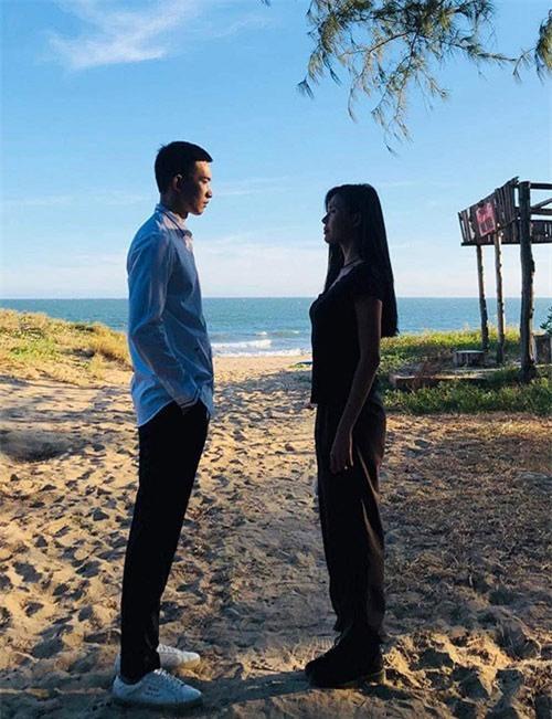 Nam diễn viên Cát đỏ đẹp như sao Hàn trong bộ ảnh mới - Ảnh 1.