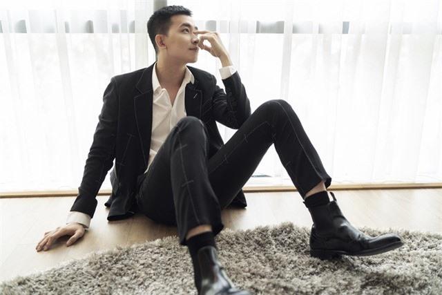 Nam diễn viên Cát đỏ đẹp như sao Hàn trong bộ ảnh mới - Ảnh 10.