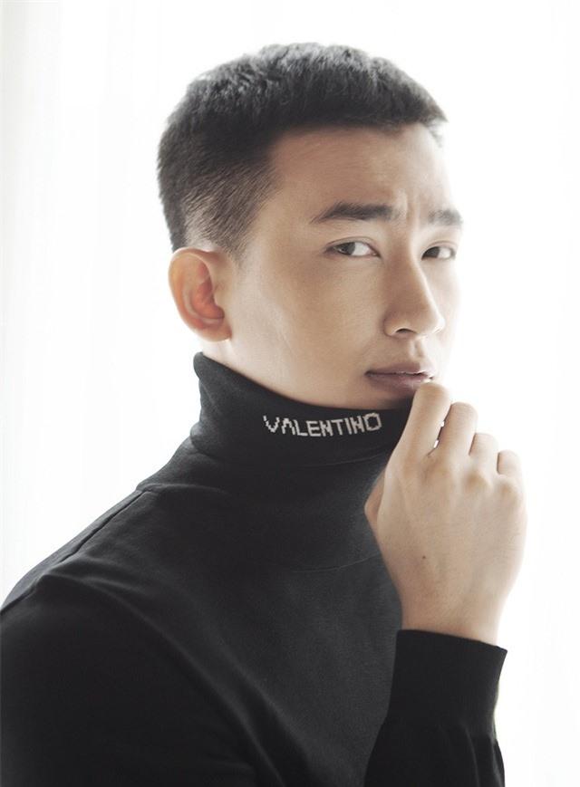 Nam diễn viên Cát đỏ đẹp như sao Hàn trong bộ ảnh mới - Ảnh 5.