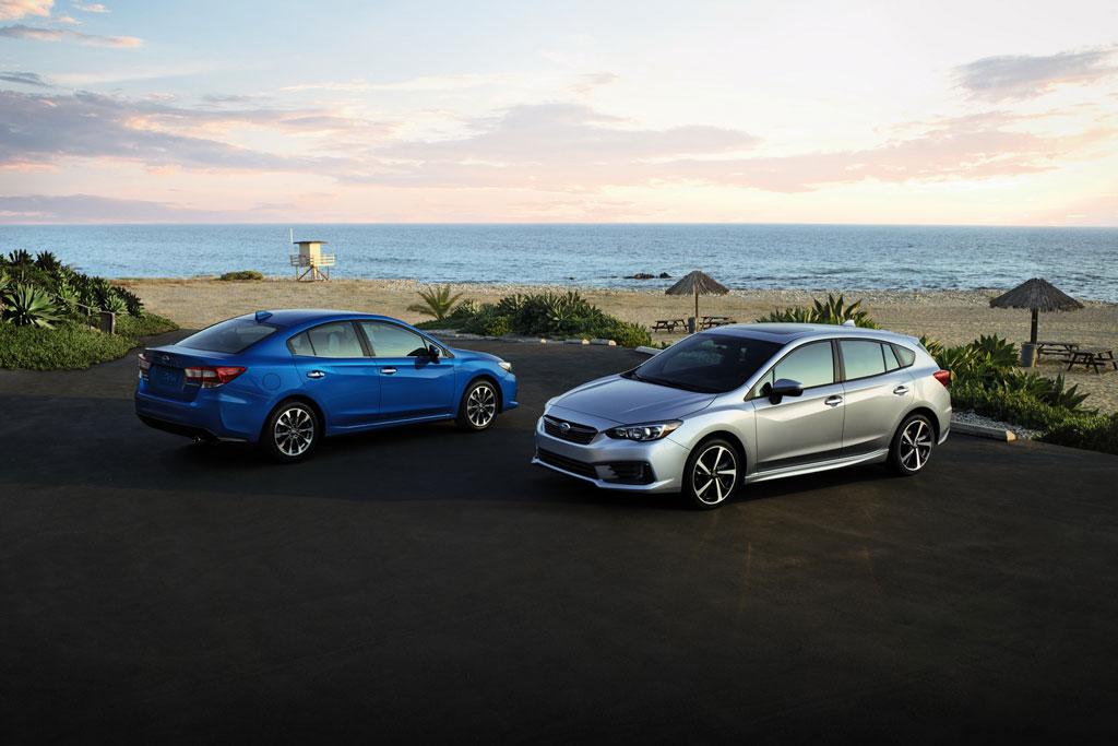 Subaru Impreza 2021.