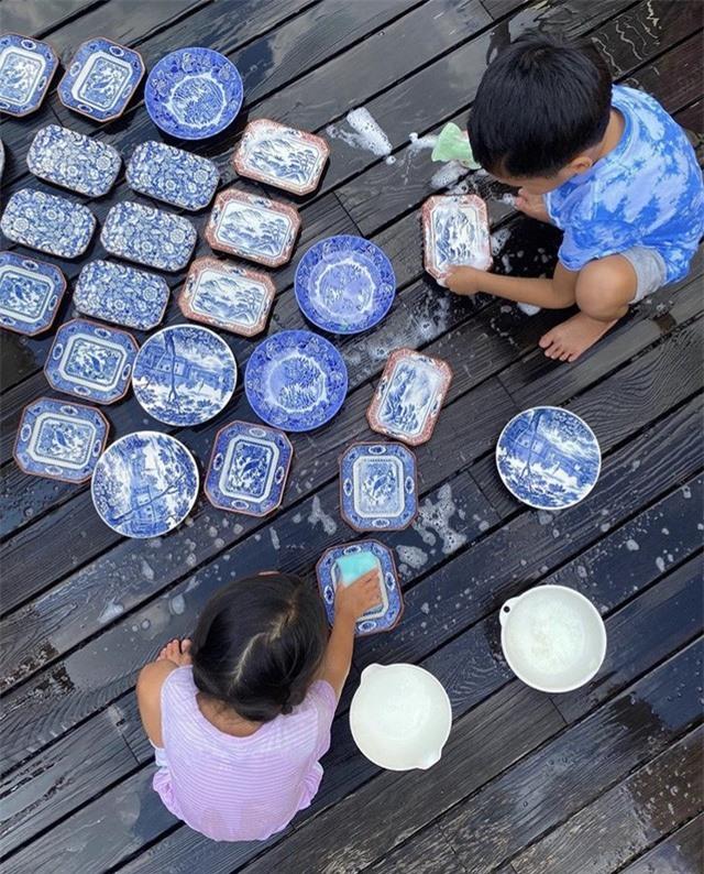 Tăng Thanh Hà thích sưu tập gốm - Ảnh 2.