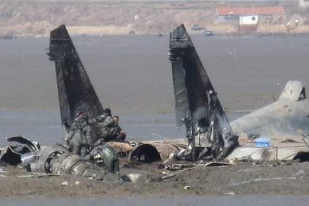 Có phải Đài Loan đã bắn hạ chiếc Su-35 của Không quân Trung Quốc? Ảnh: Avia-pro.