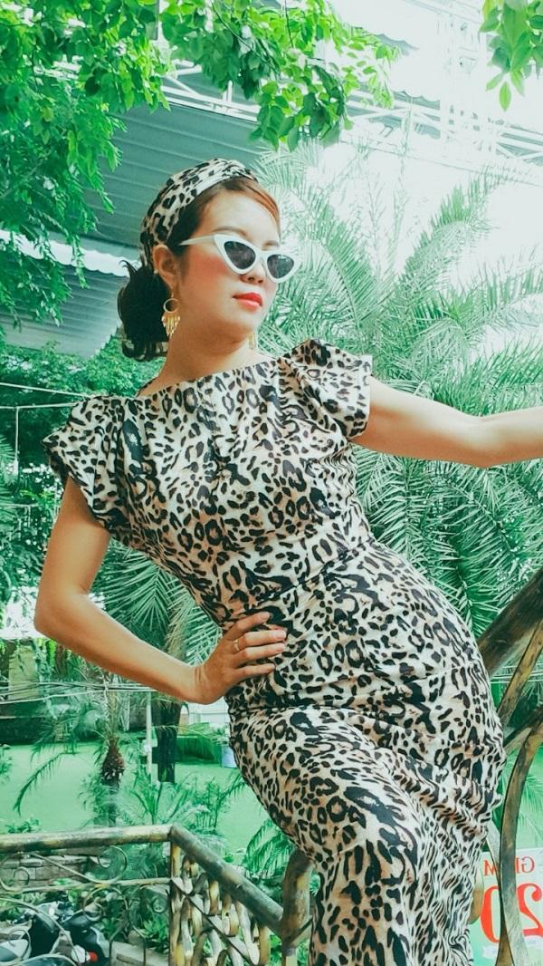 Nhà thiết kế thời trang Đoàn Hương.