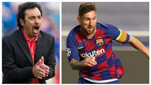 Messi bị huyền thoại Real chê bai thậm tệ sau drama đòi rời Barca