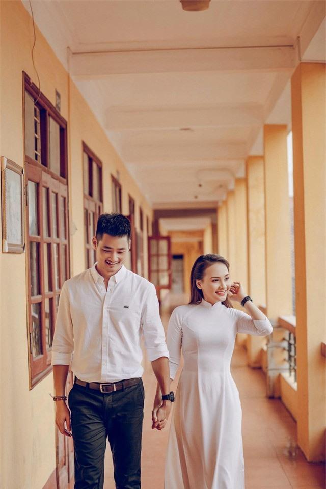 Ngày khai giảng, Nhã Phương, Diễm My 9X khoe ảnh học sinh siêu dễ thương - Ảnh 4.