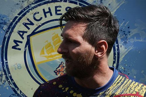 Man City sẽ mua Messi vào mùa Hè năm sau.
