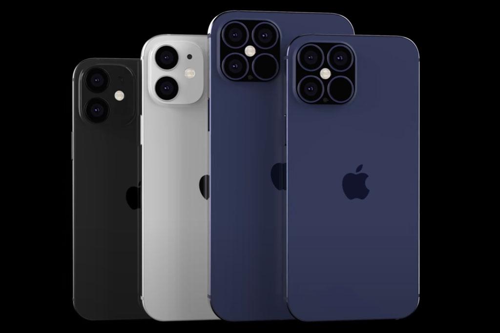 Tại một số thị trường như Mỹ, Nhật Bản và Hàn Quốc, mẫu iPhone 12 Pro Max cao cấp nhất sẽ được tích hợp công nghệ 5G mmWave, cho tốc độ nhanh hơn.