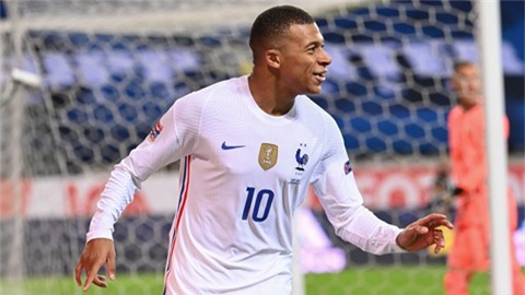 Mbappe dương tính Covid-19, nghỉ trận Pháp vs Croatia