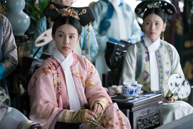 Nàng phi tần xuất thân danh gia vọng tộc bị Hoàng đế Càn Long chán ghét nhưng an phận trong hậu cung đến tận 46 năm - Ảnh 1.
