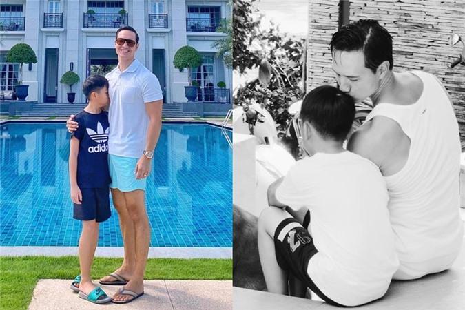 Sự chân thành từ Kim Lý giúp xóa bỏ khoảng cách ban đầu với Subeo, từ đó cậu bé xem anh như người thân trong nhà. Những khoảnh khắc đời thường như Subeo rúc vào lòng Kim Lý hay nam diễn viên hôn lên đầu nhóc tỳ chứng minh mối quan hệ tốt đẹp của họ.