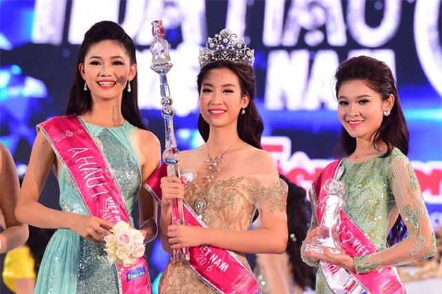 Top 3 Hoa hậu Việt Nam 2016 sau bốn năm: Người lấy chồng đại gia, người vẫn theo đuổi giấc mơ nổi tiếng - Ảnh 2.