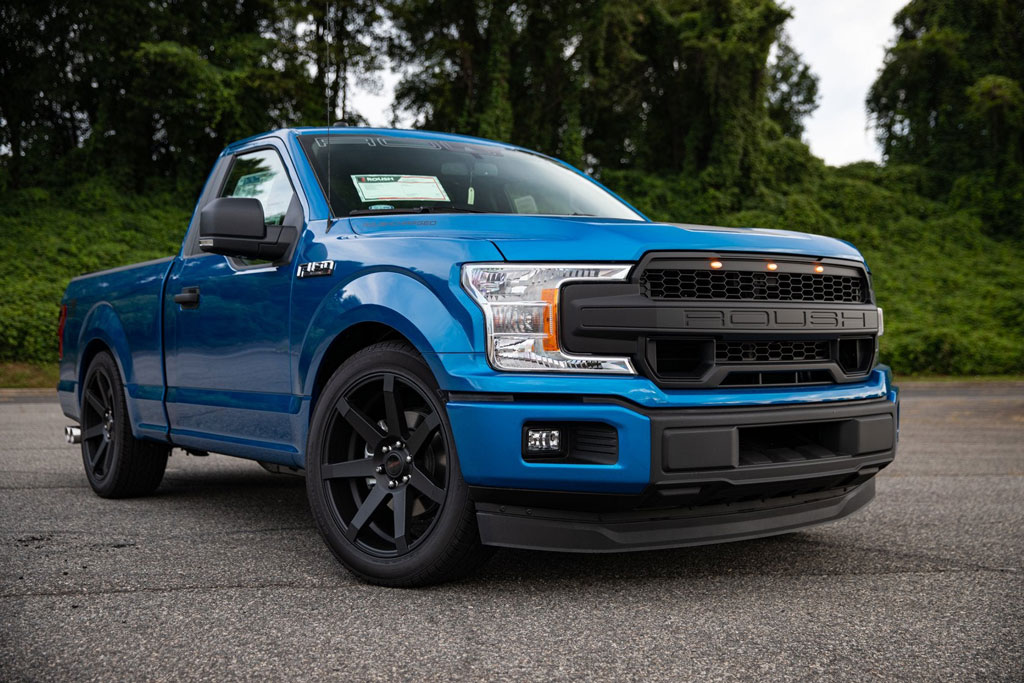 Ford F-150 Nitemare.