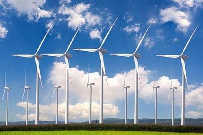 Gia Lai thu hút được nhiều dự án điện gió. (Ảnh minh hoạ)