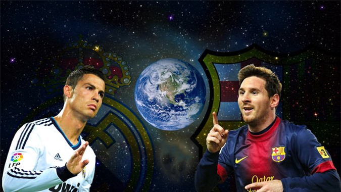 Cuộc đua Ronaldo - Messi từng là thương hiệu toàn cầu của La Liga