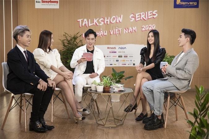 Hoa hậu Mỹ Linh, Tiểu Vy tiết lộ tiêu chuẩn tuyển chọn bạn trai - Ảnh 2.