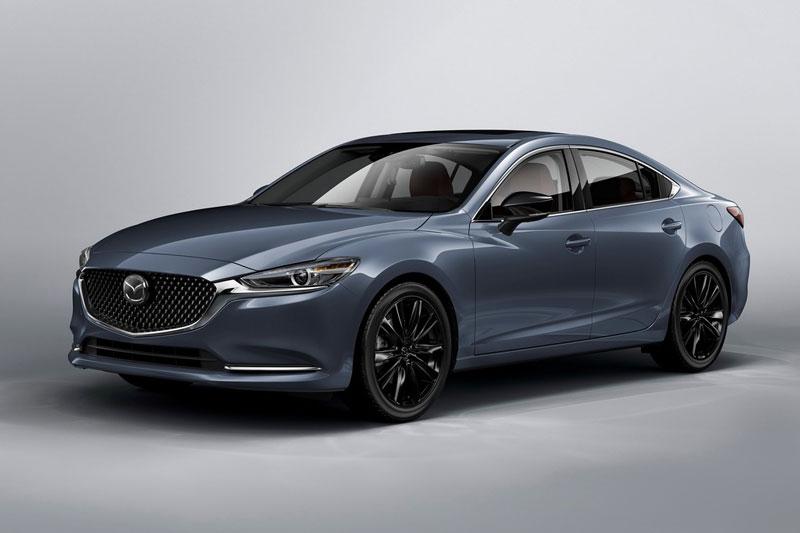 Mazda6 Carbon Edition 2021.
