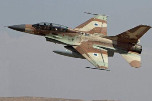 F - 16 của Israel. Ảnh minh hoạ: AMN.