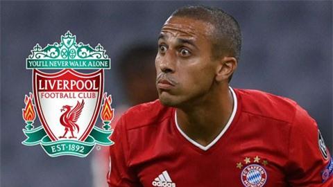 Thiago đồng ý gia nhập Liverpool