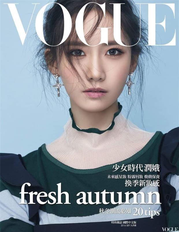 Nữ thần Yoona lồng lộn lên 7 bìa tạp chí, nhưng fan la ó vì đôi mắt 'trừng trừng' đánh bay vẻ đẹp nữ thần 6