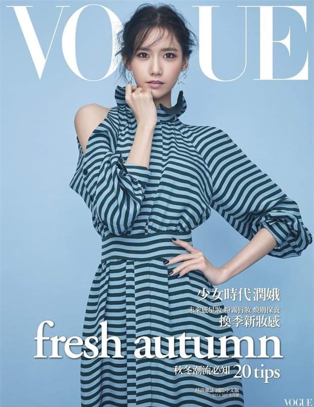 Nữ thần Yoona lồng lộn lên 7 bìa tạp chí, nhưng fan la ó vì đôi mắt 'trừng trừng' đánh bay vẻ đẹp nữ thần 5