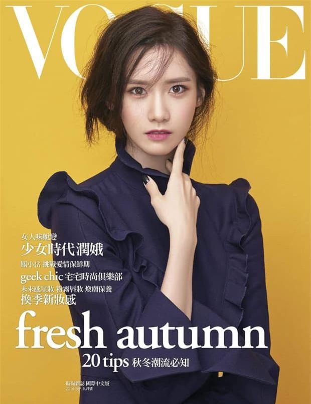 Nữ thần Yoona lồng lộn lên 7 bìa tạp chí, nhưng fan la ó vì đôi mắt 'trừng trừng' đánh bay vẻ đẹp nữ thần 3