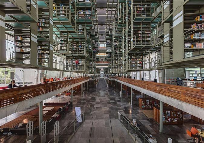 8 thư viện độc đáo trên thế giới - 3