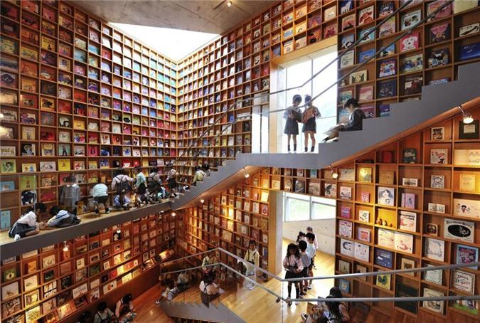 8 thư viện độc đáo trên thế giới - 5