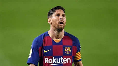Messi phải thôi cho bố làm đại diện mới mong thoát được Barca