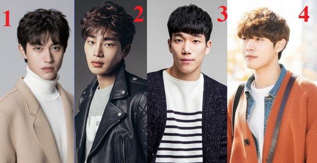 Bạn chọn chàng trai nào?