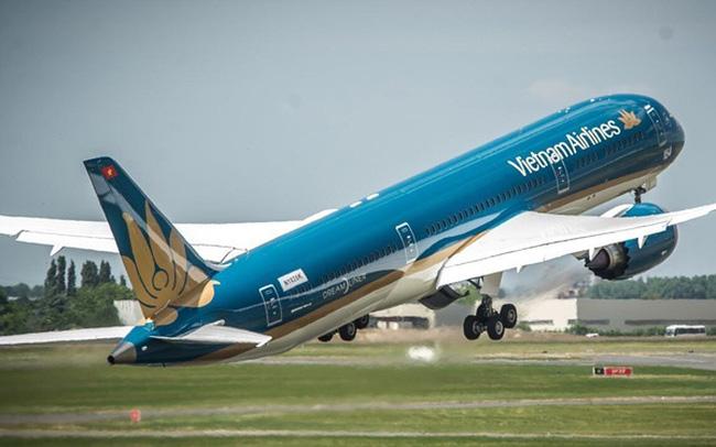 Vietnam Airlines chính thức khôi phục các chuyến bay quốc tế thường lệ.