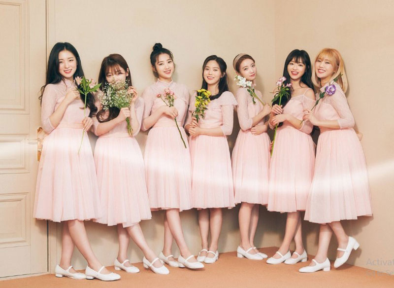 3. Oh My Girl.
