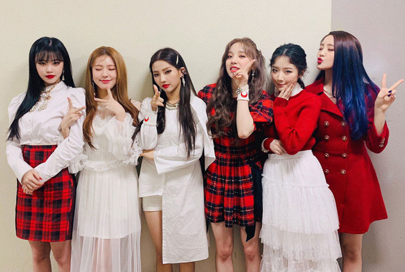 4. (G)I-DLE.