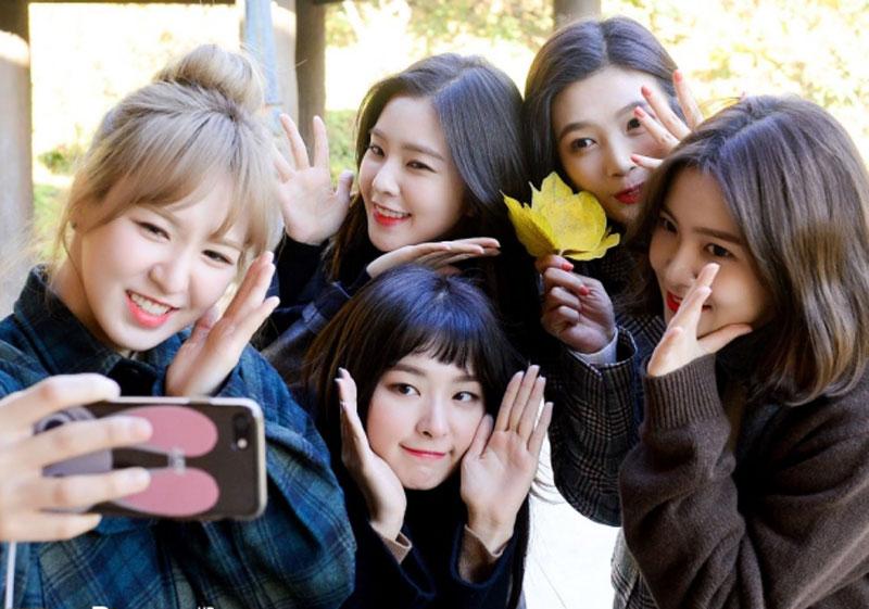 5. Red Velvet.