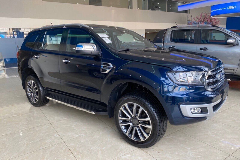 Ford Everest 2020.