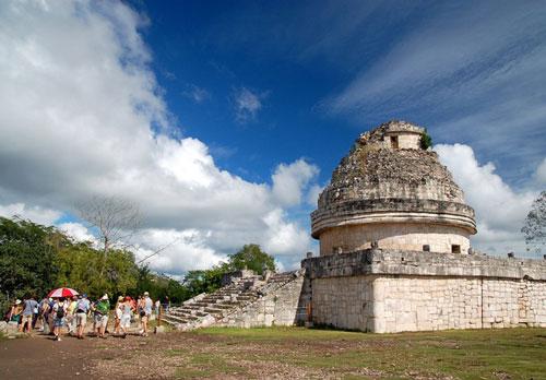 Chichen Itza, địa điểm khảo cổ sở hữu nhiều kỳ quan kiến trúc và văn hóa