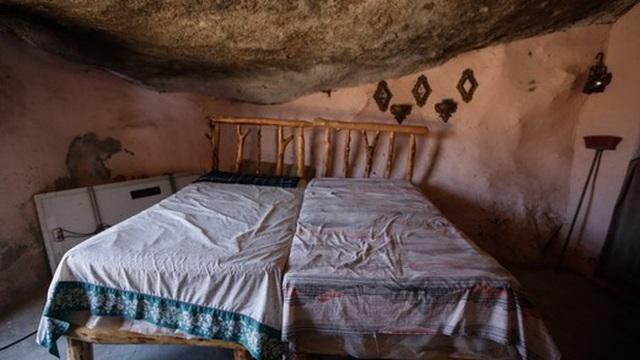 Một góc của phòng ngủ
