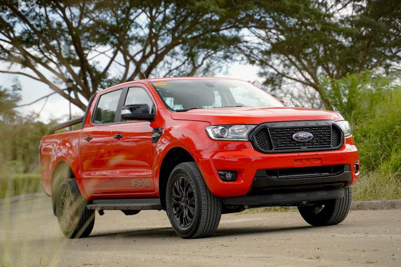 7. Ford Ranger FX4 2020 (giá khởi điểm: 31.995 USD).