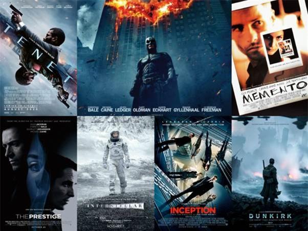 Christopher Nolan: Hiệp sĩ Hoàng gia, đạo diễn với bộ óc sáng tạo phi thường - Ảnh 2.