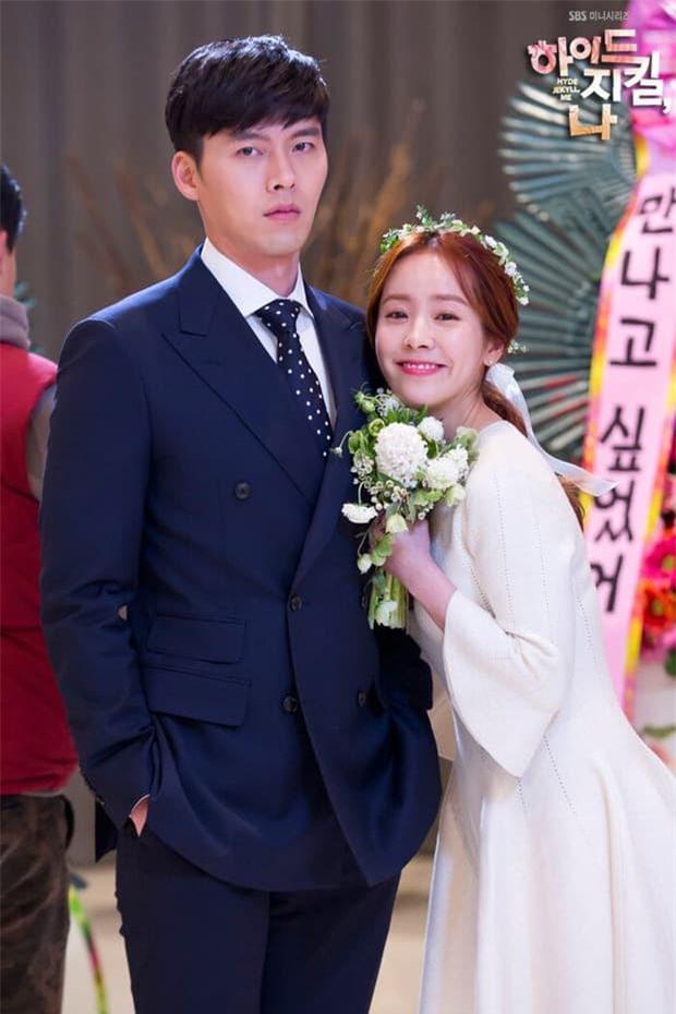 Soi cách Hyun Bin phân biệt đối xử với 2 tình màn ảnh: Lạnh lùng đẩy Han Ji Min nhưng với Son Ye Jin lại trái ngược 4