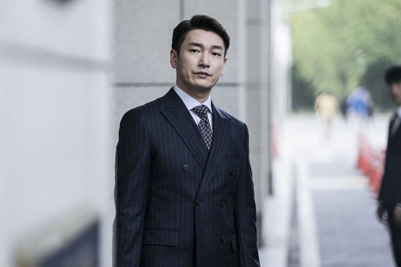 5. Jo Seung Woo.